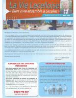 Bulletin Municipal N° 19 Mars 2018