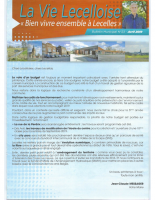 Bulletin Municipal N° 23 Avril 2019 Partie 1