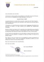 20200518COMMUNIQUE OFFCIEL INSTALLATION CONSEIL MUNICIPAL
