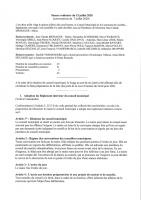 Conseil municipal 15/07/2020