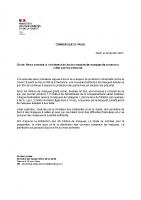 Informations Henri-Jean LISSE Médecin- Coordinateur Commission Santé Nouvelle distribution de masques au public précaire