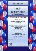 Programme Festivités juillet 2021